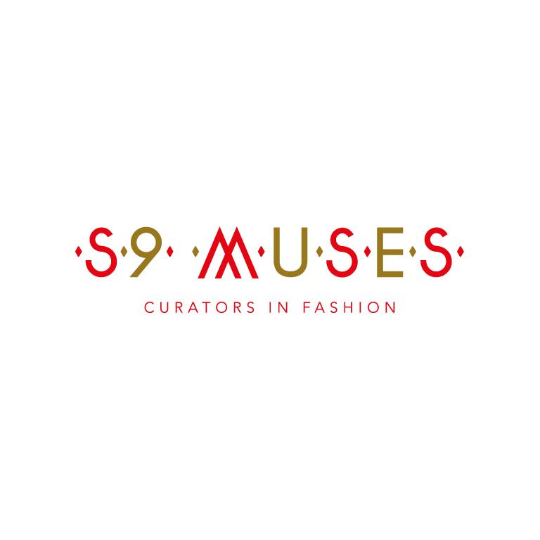 S9 muses sustainable fashion logo creation